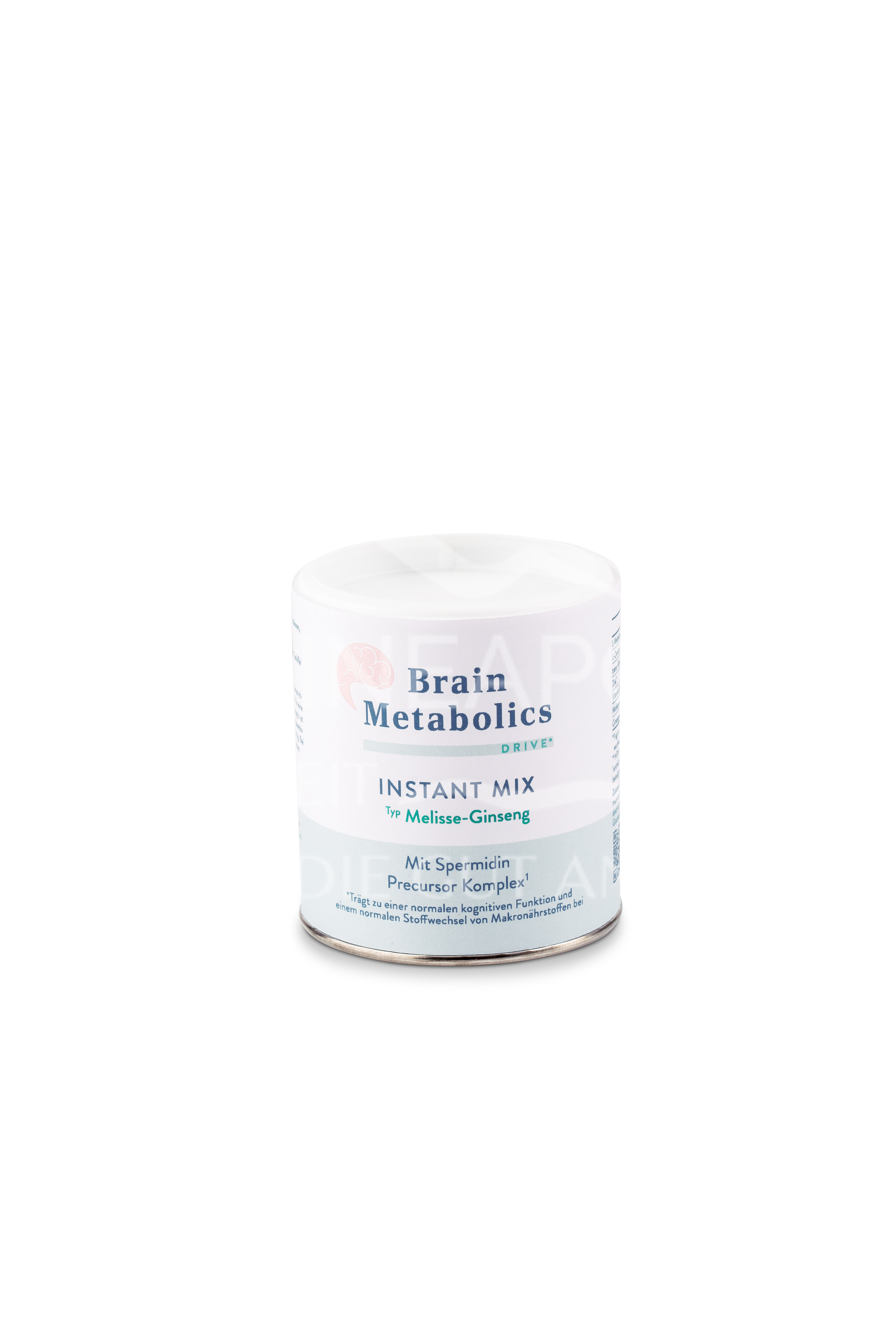 Brain Metabolics Drive Instant Mix Typ Melisse-Ginseng
