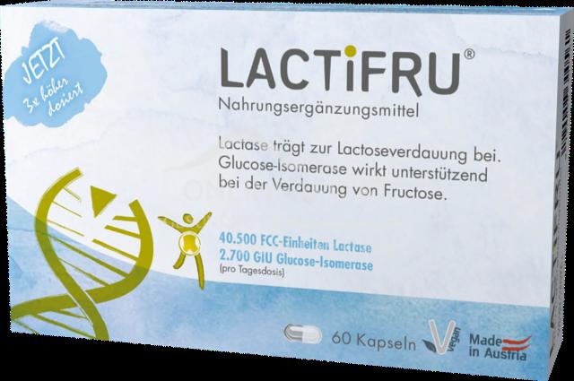 LACTIFRU® MSR Kapseln