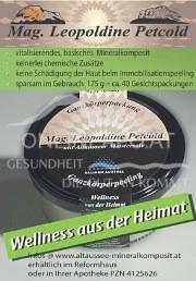 Altausseer Mineralkomposit nach Mag.Leopoldine Petcold