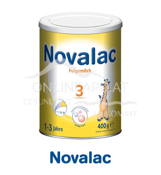 Novalac 3 Universelle Milchnahrung
