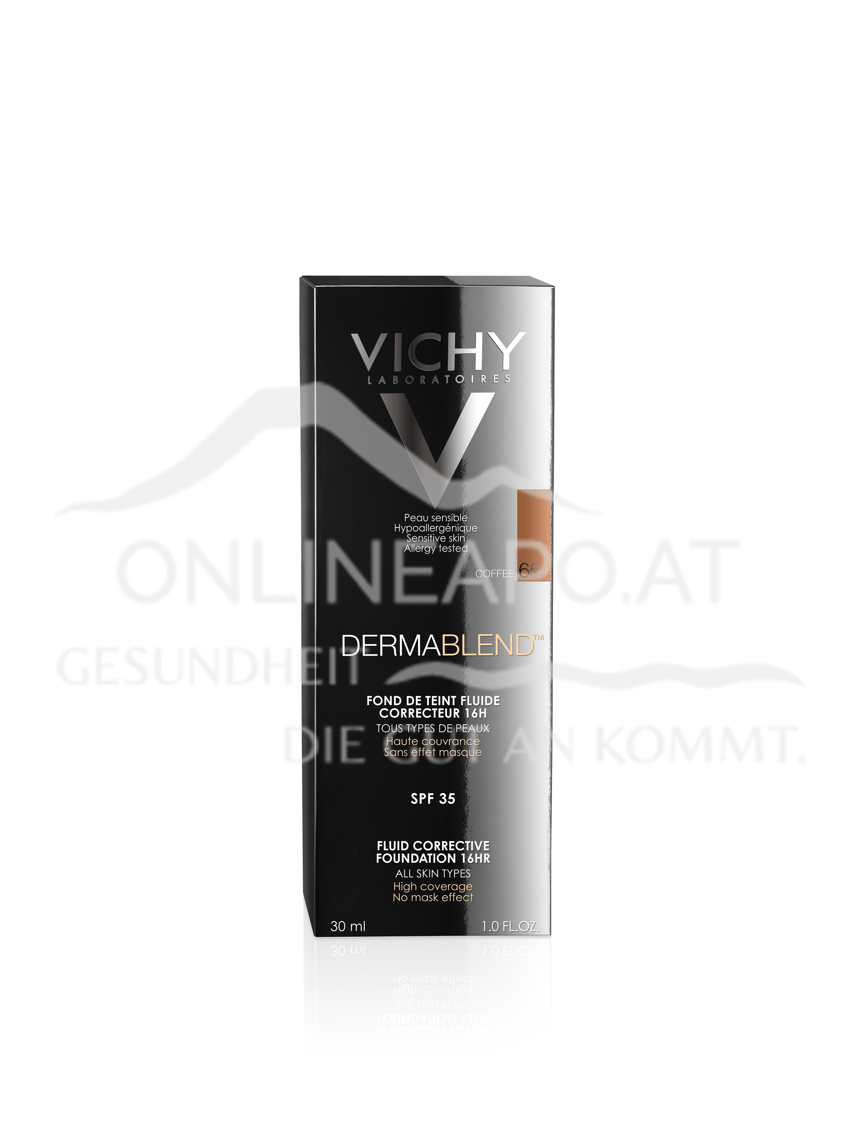 VICHY Dermablend Fluid 65 - Coffee