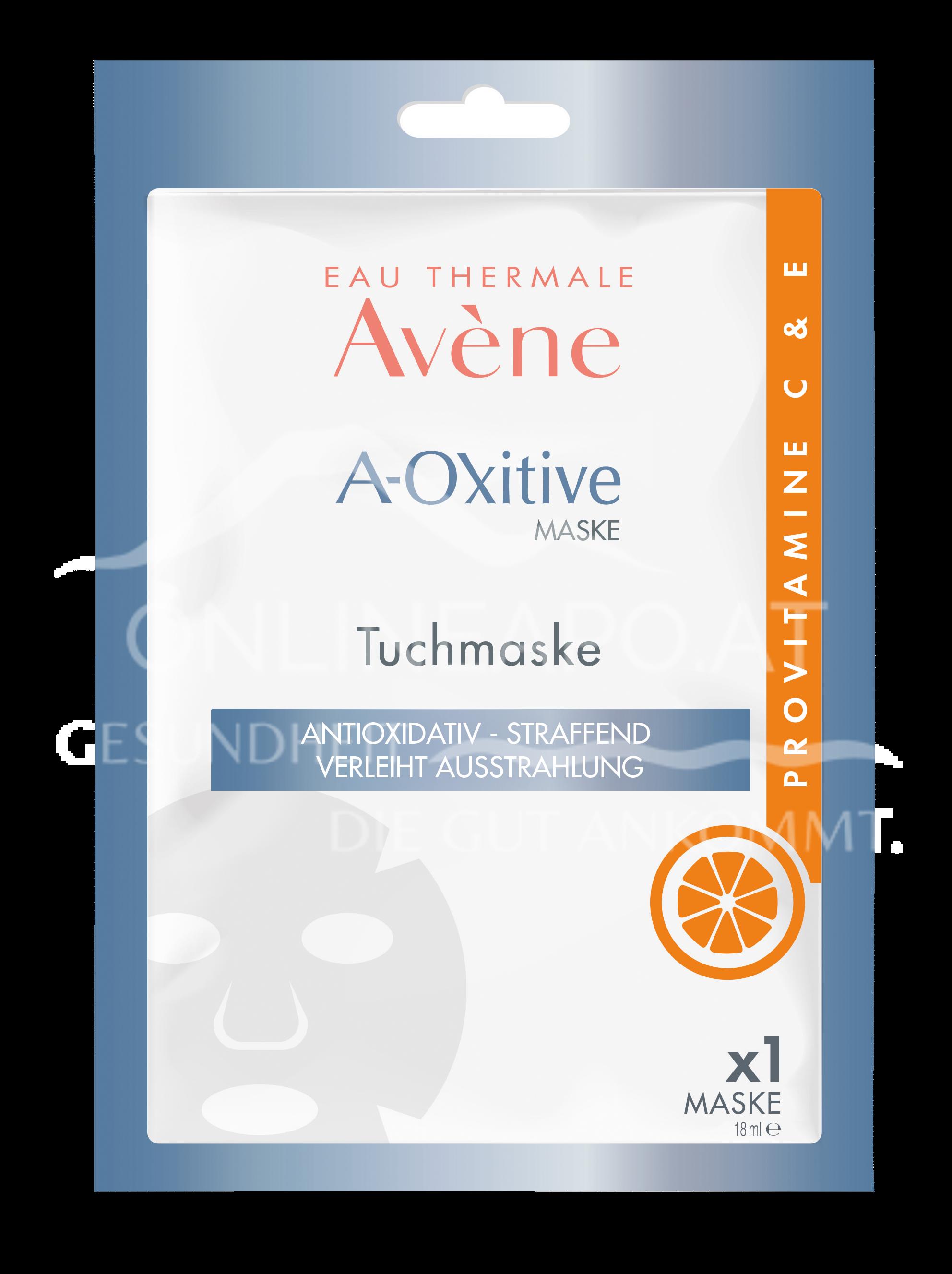 Avene A-OXitive Tuchmaske