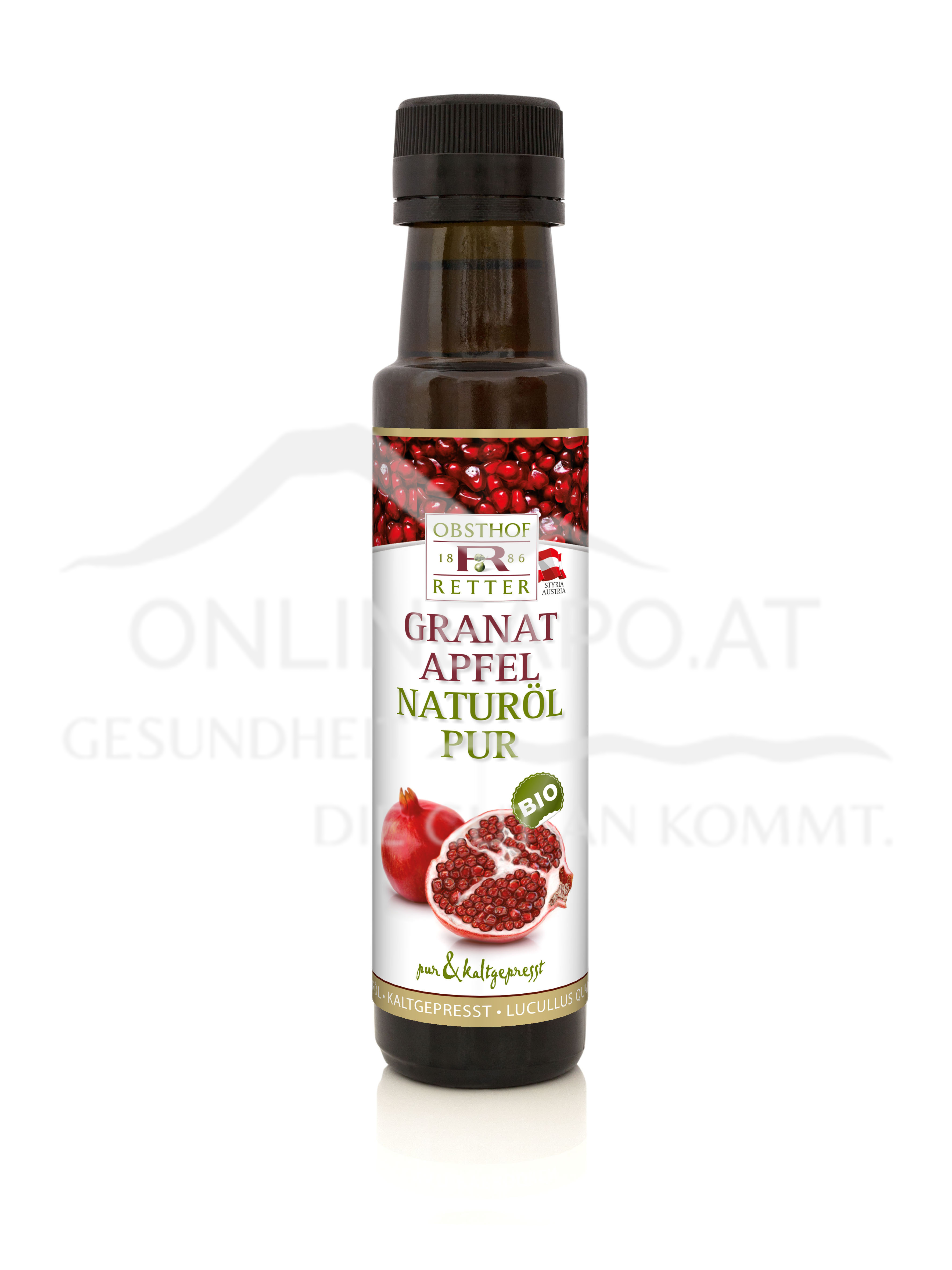 Obsthof Retter BIO Granatapfelsamenkernöl