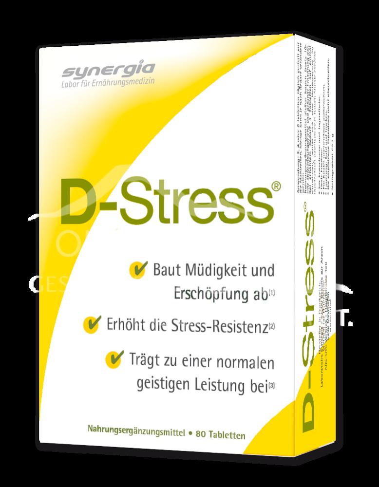 D-Stress Energy Tabletten