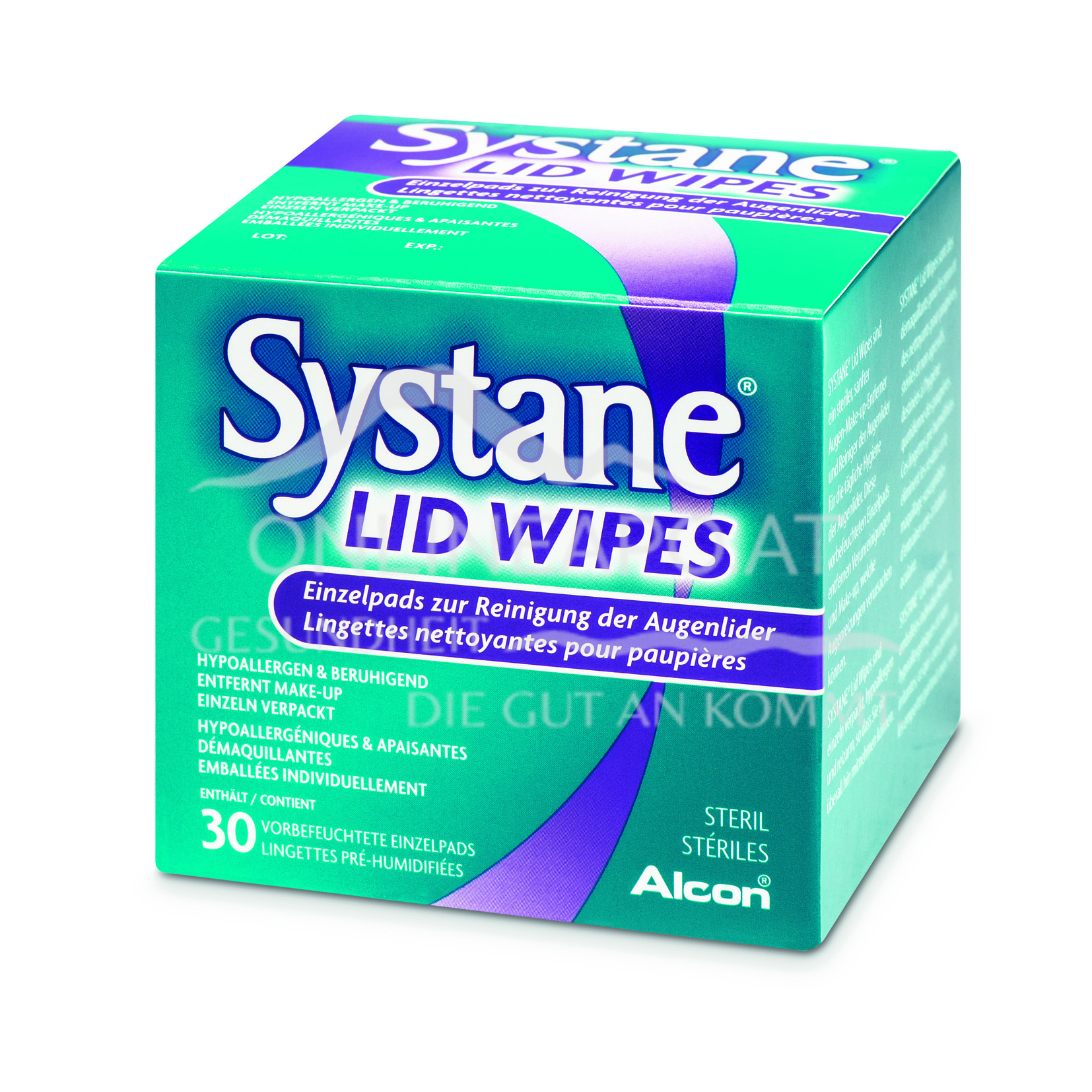 Systane® LID-CARE®