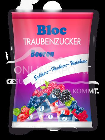 Bloc® Traubenzucker Beerenmix Beutel