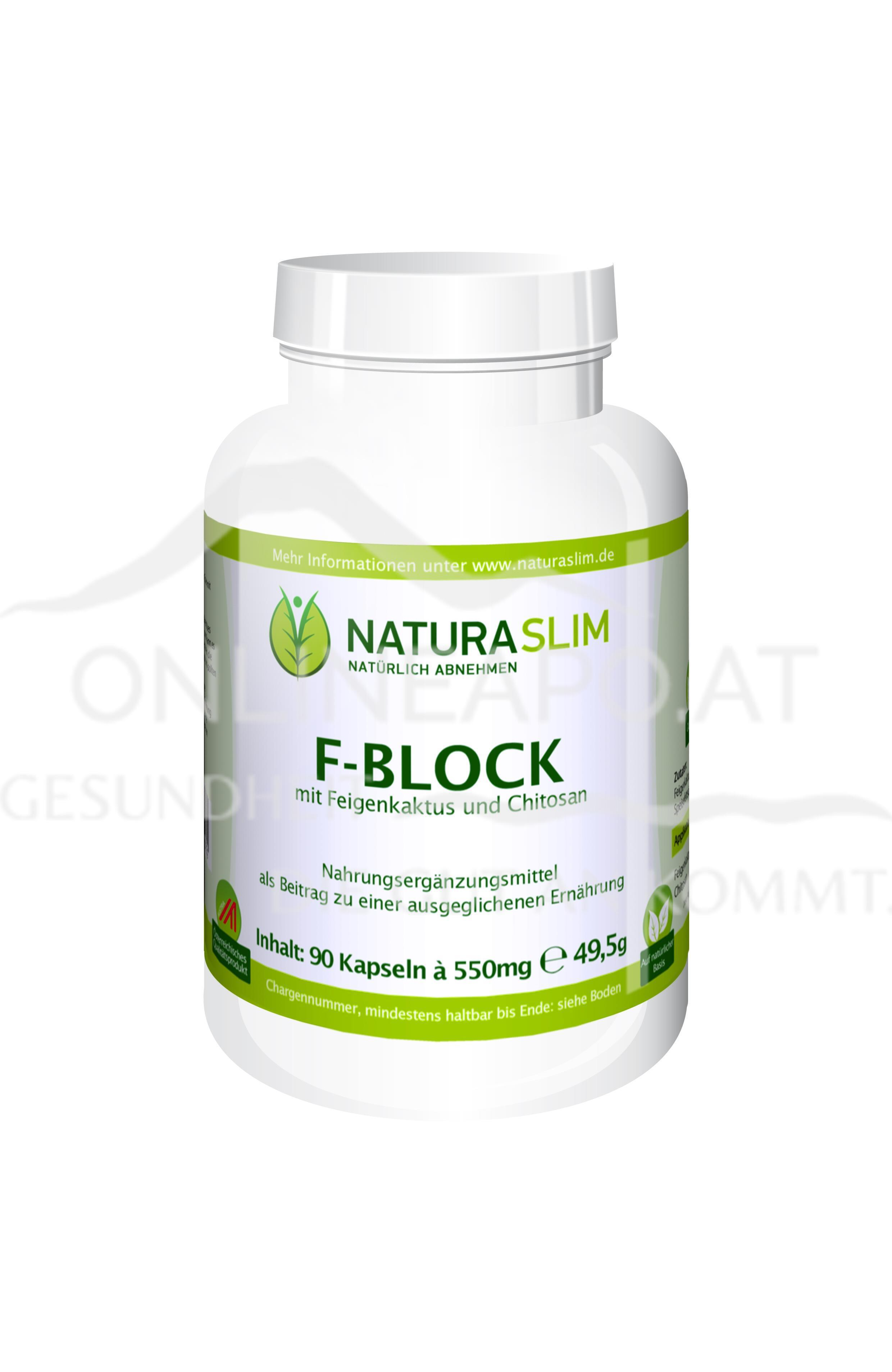 NaturaslimF-Block