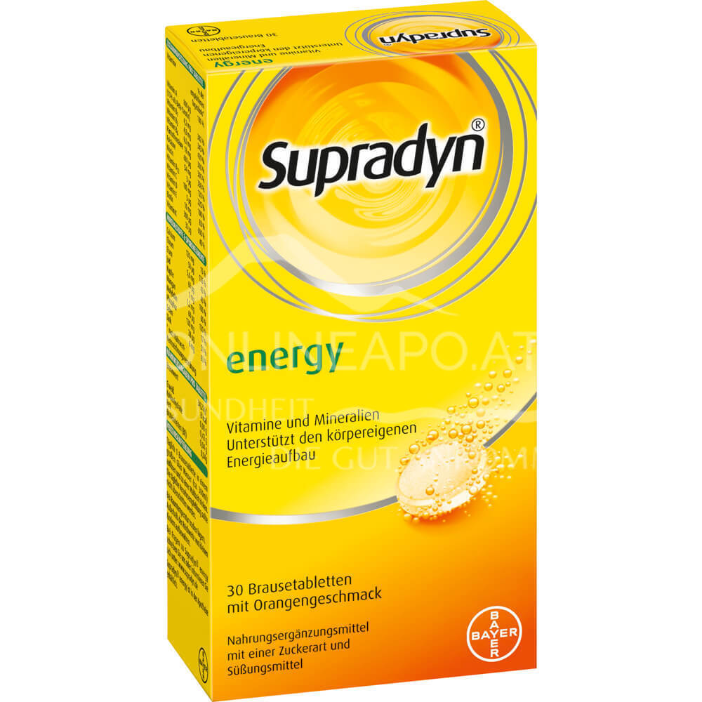 Supradyn® energy Brausetabletten