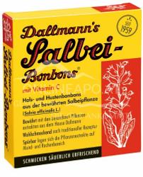 Dallmann Salbei-Bonbons