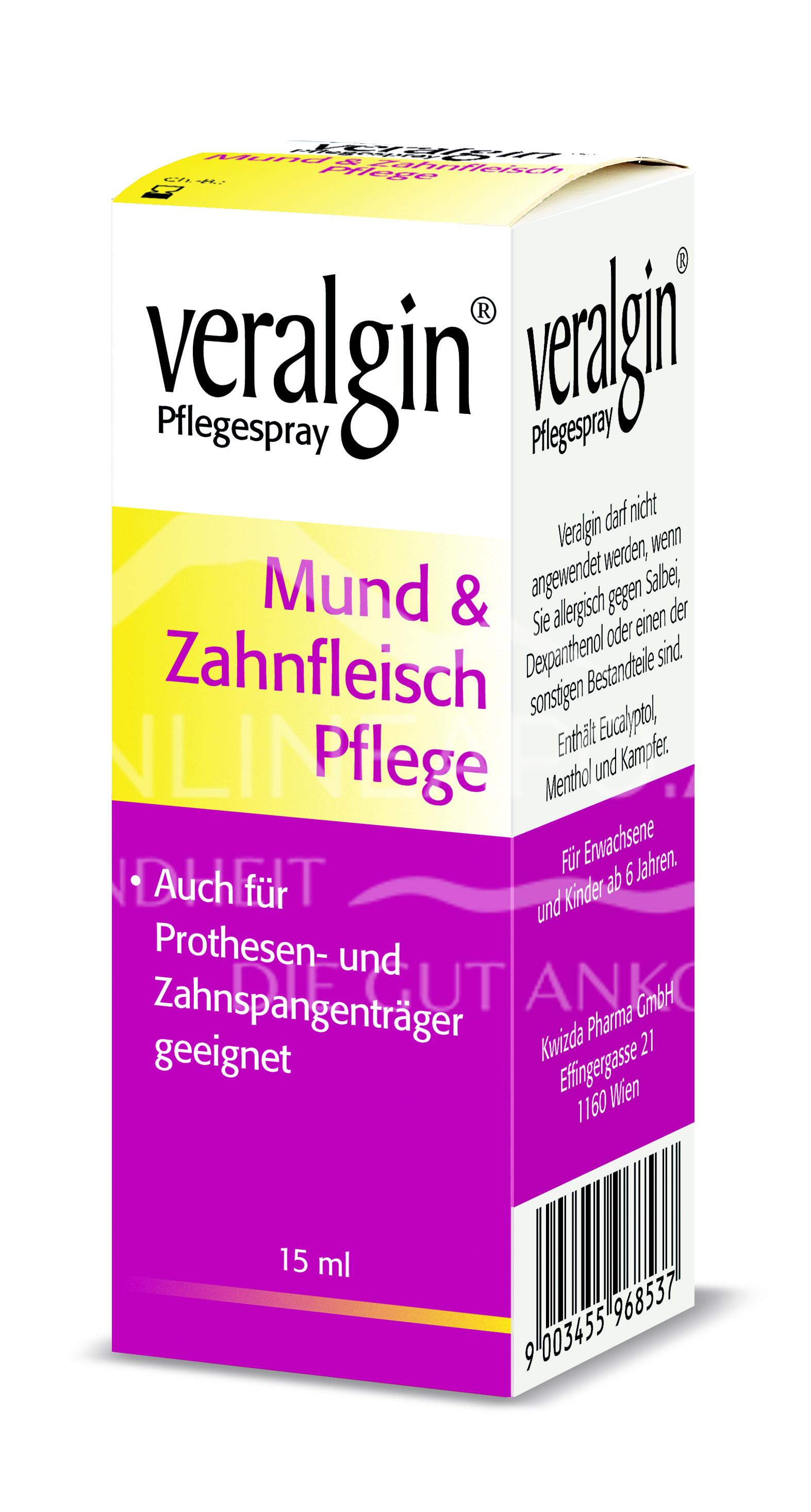 VERALGIN® Mund- & Zahnfleischspray*