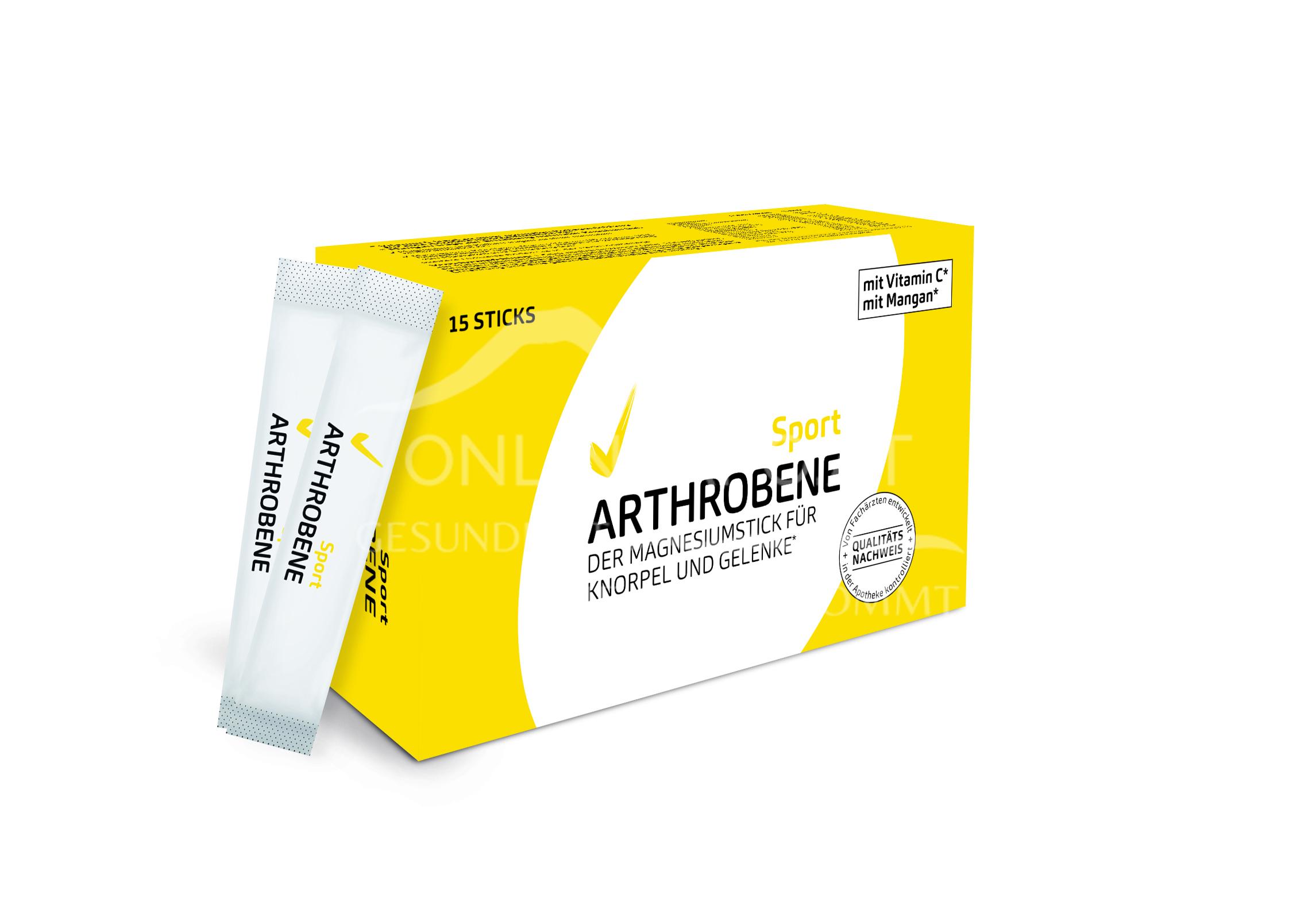 Arthrobene® Sport Sticks
