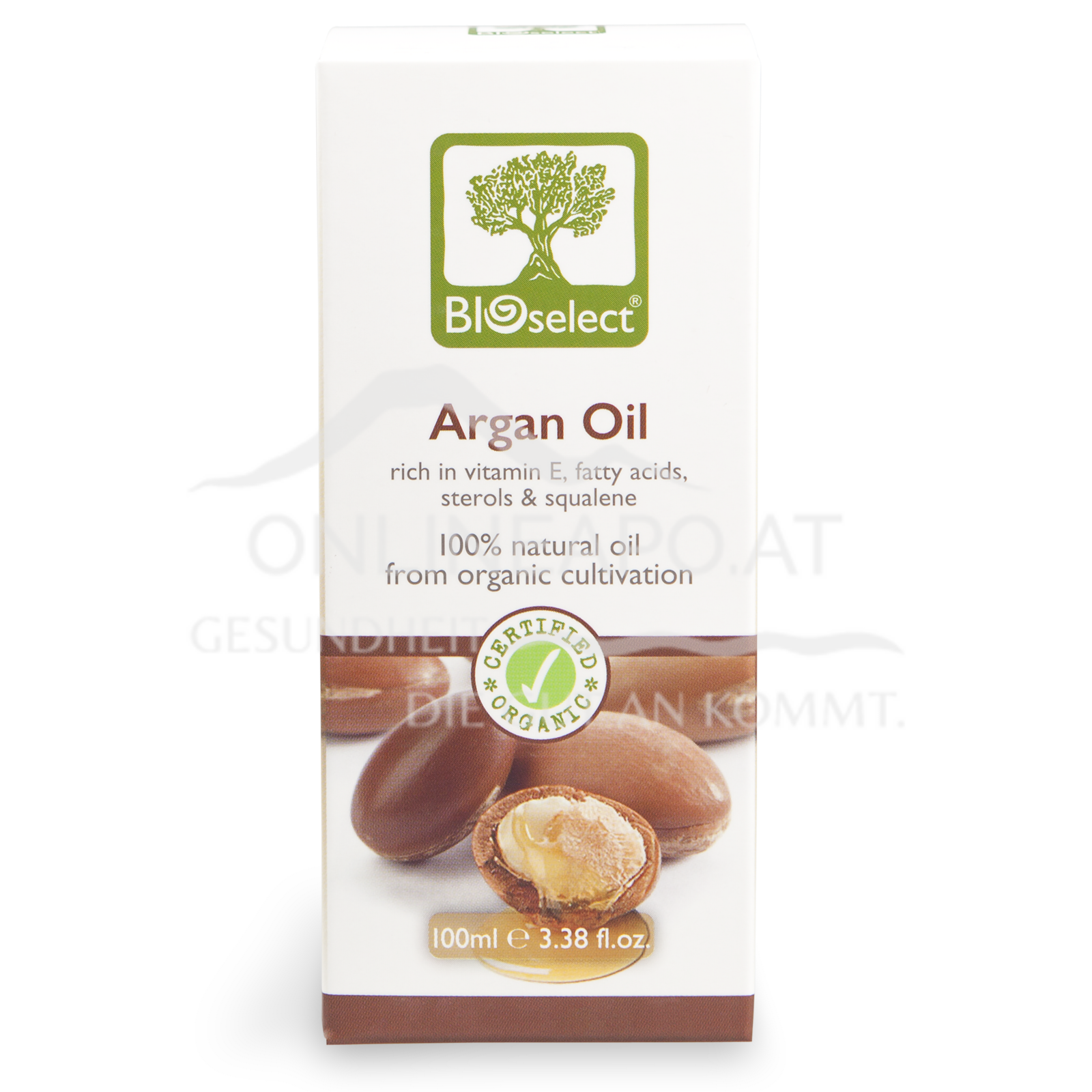 Bioselect Argan Oil Certified Organic