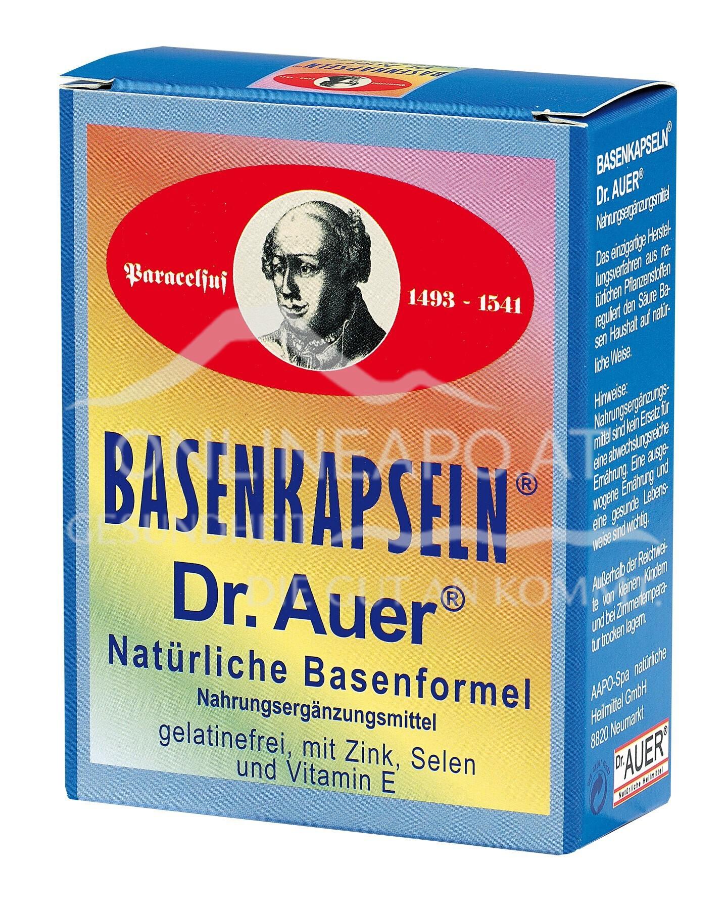 BASENKAPSELN Dr. Auer®