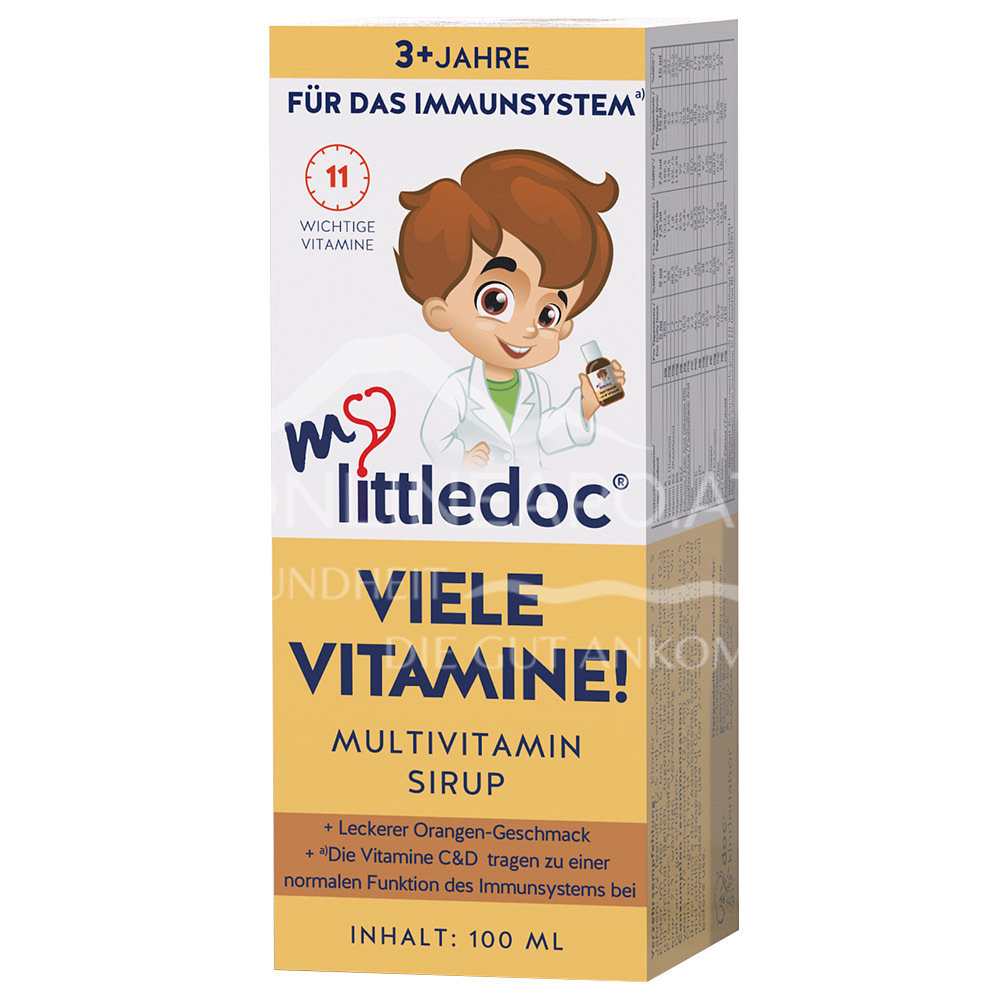 mylittledoc® Viele Vitamine!