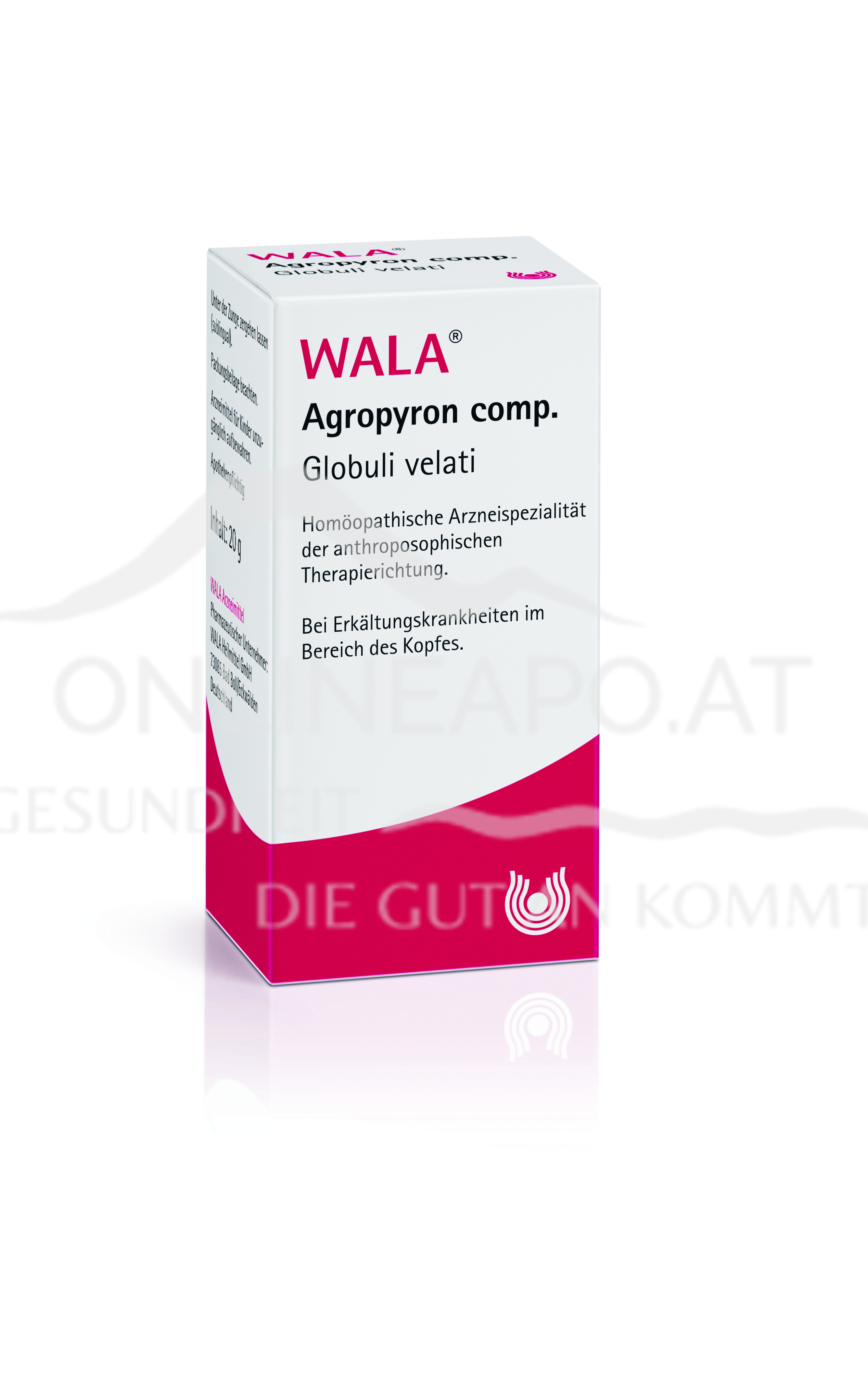 Wala Agropyron comp. Globuli velati