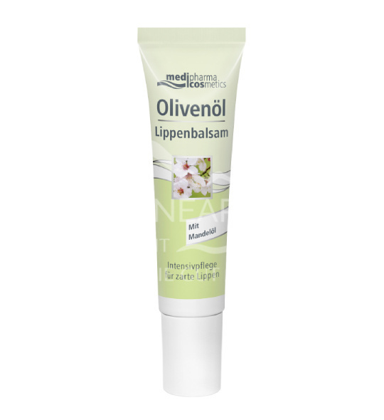 Olivenöl Lippenbalsam