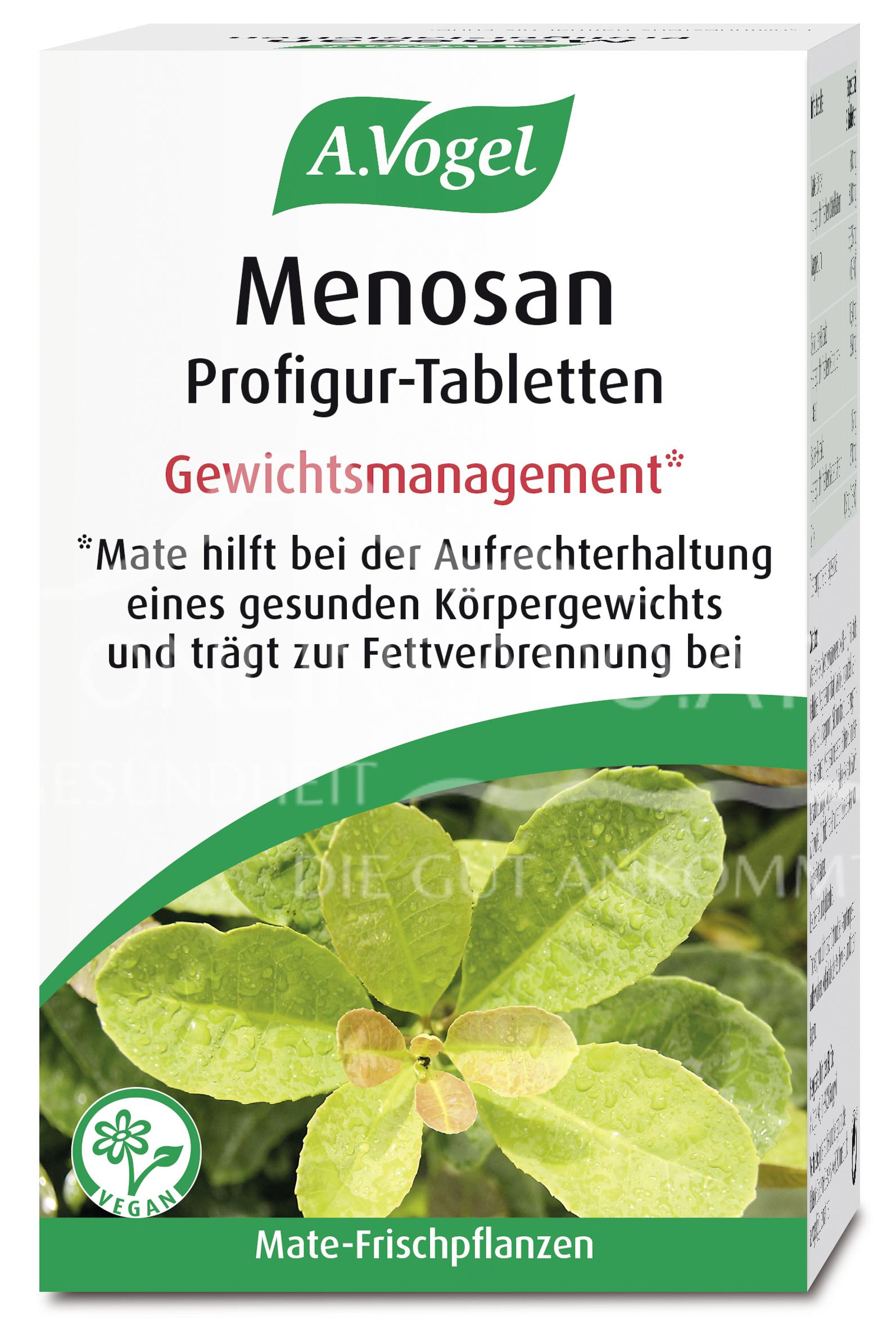A.Vogel Menosan Profigur-Tabletten