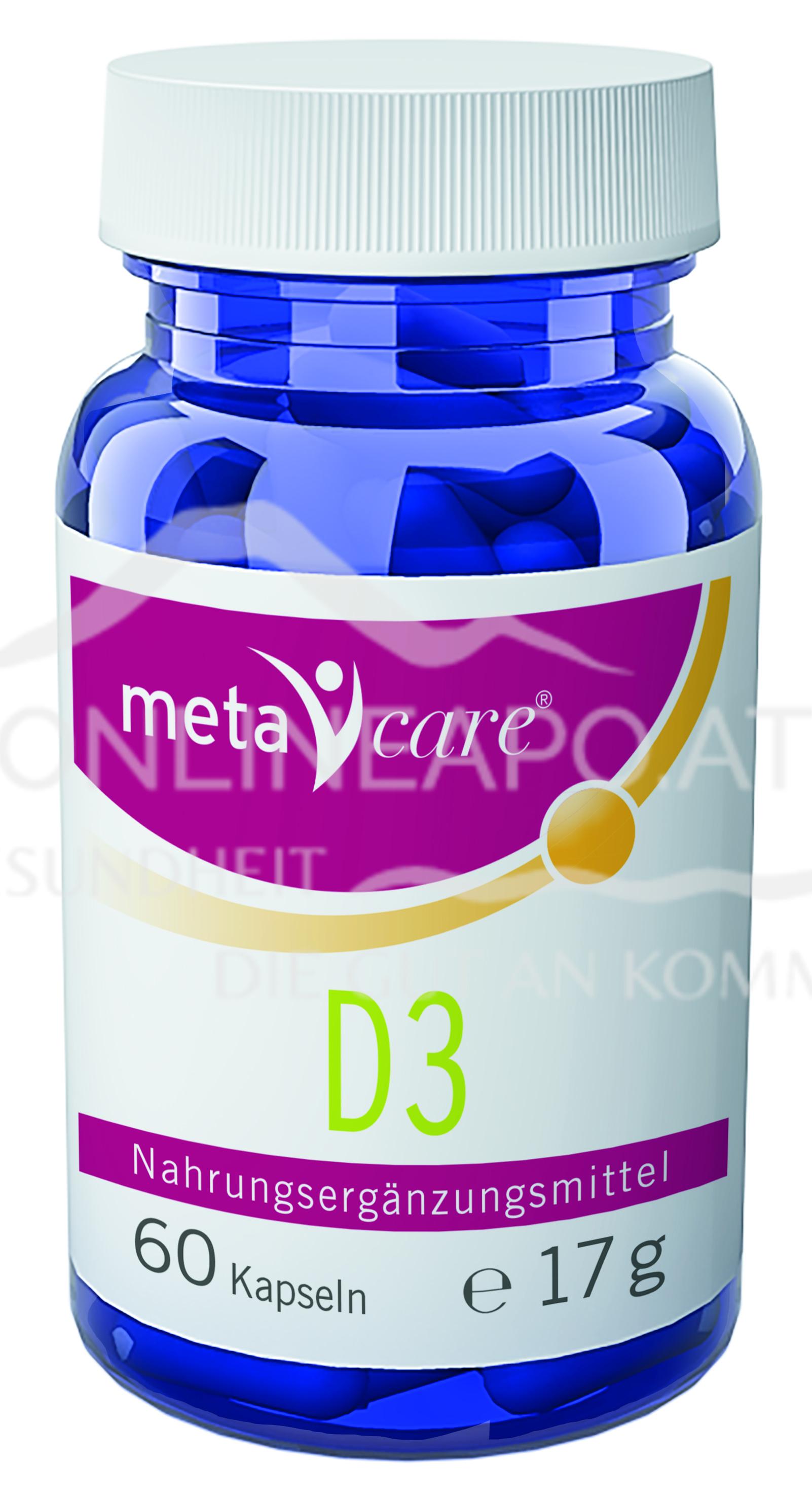 metacare® D3