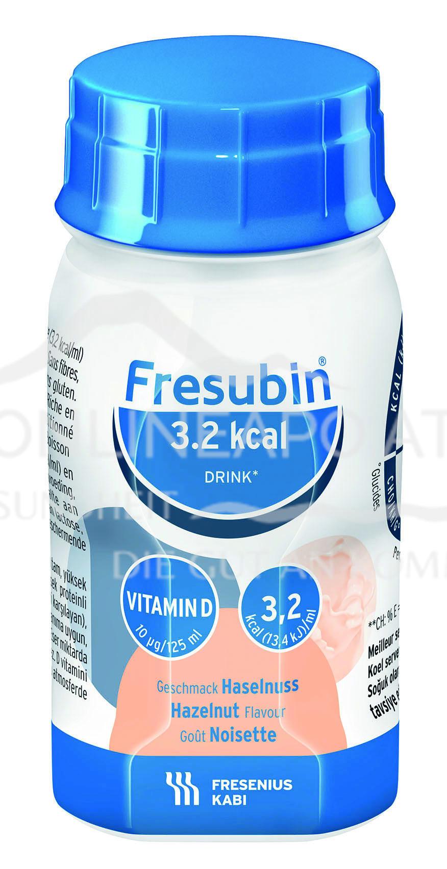 Fresubin® 3.2 kcal DRINK Haselnuss