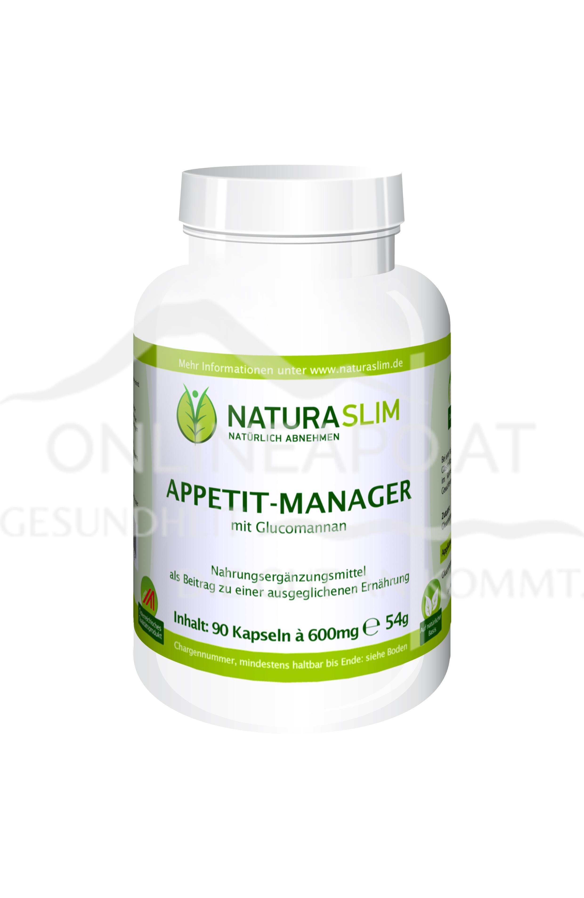 Naturaslim APPETIT-Manager