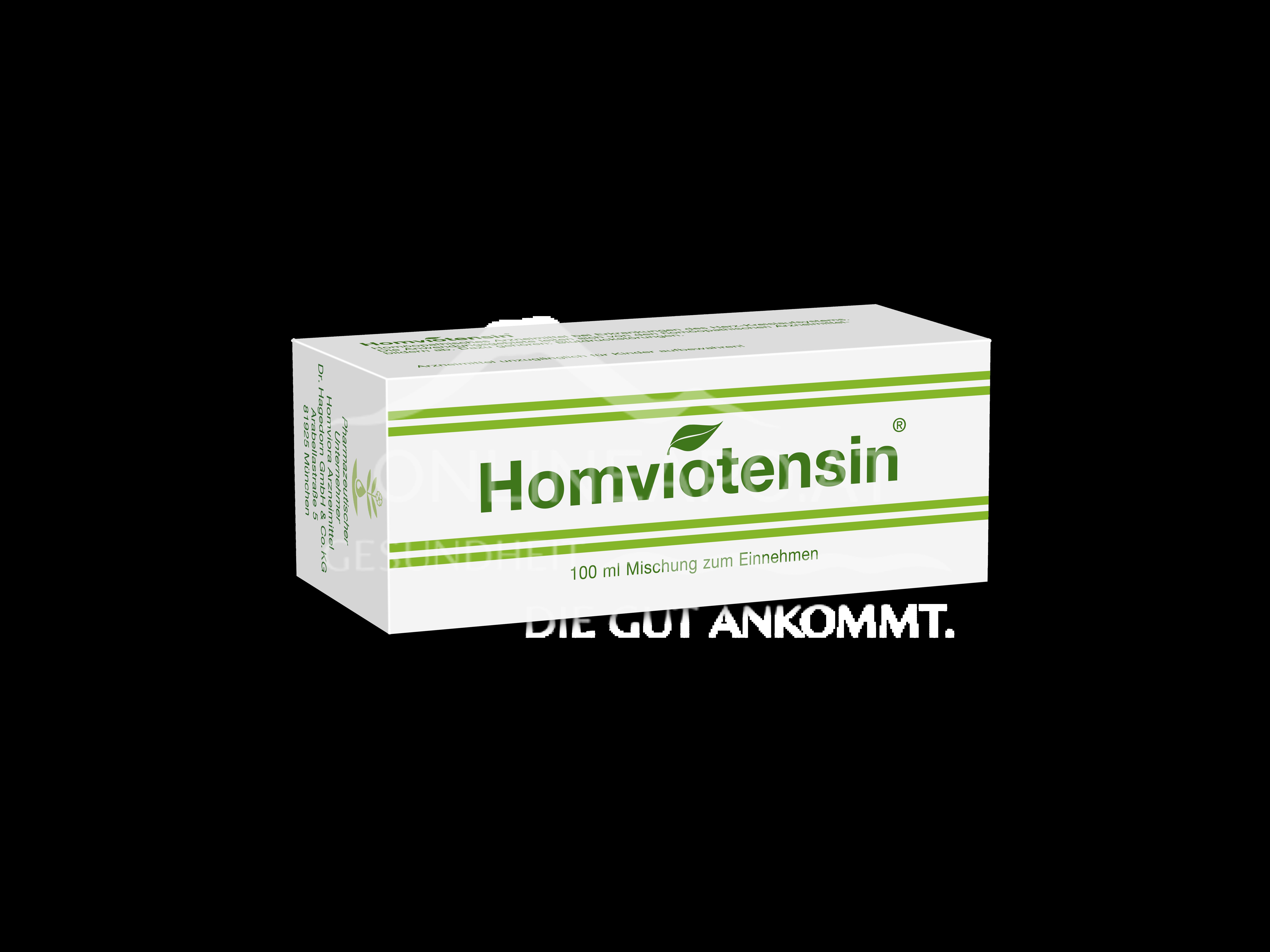 Homviotensin® Tropfen