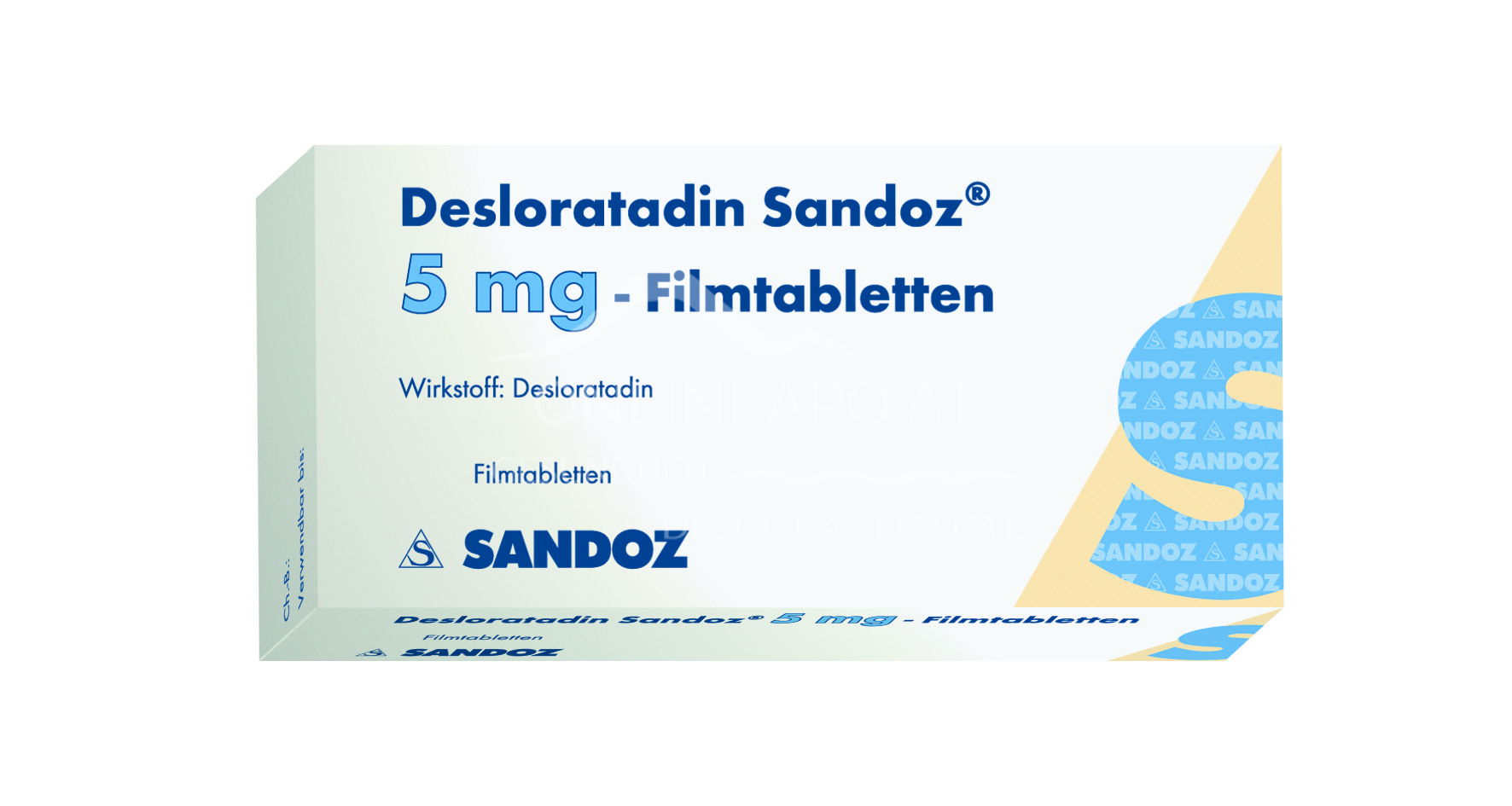 Desloratadin Sandoz Filmtabletten 5mg