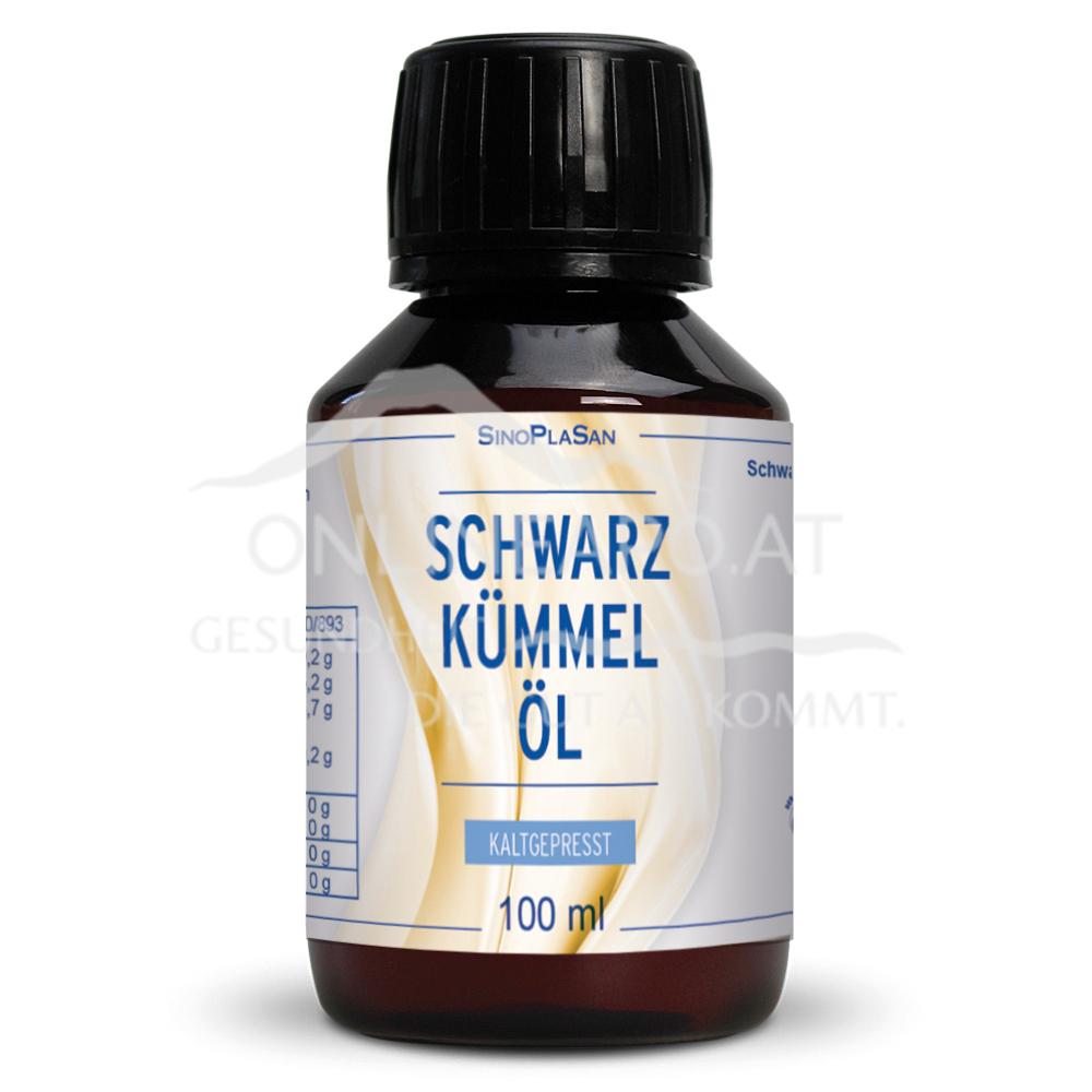 Sinoplasan Schwarzkümmelöl naturrein