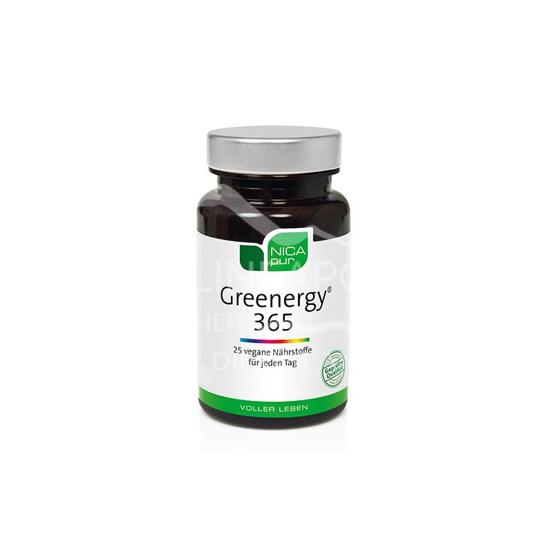 NICApur Greenergy® 365 Kapseln