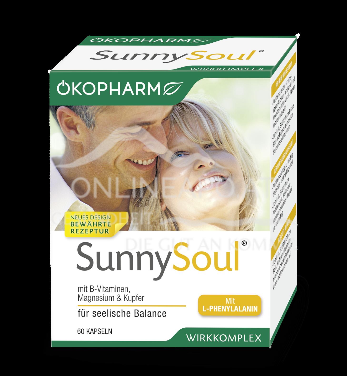 Ökopharm SunnySoul® Kapseln
