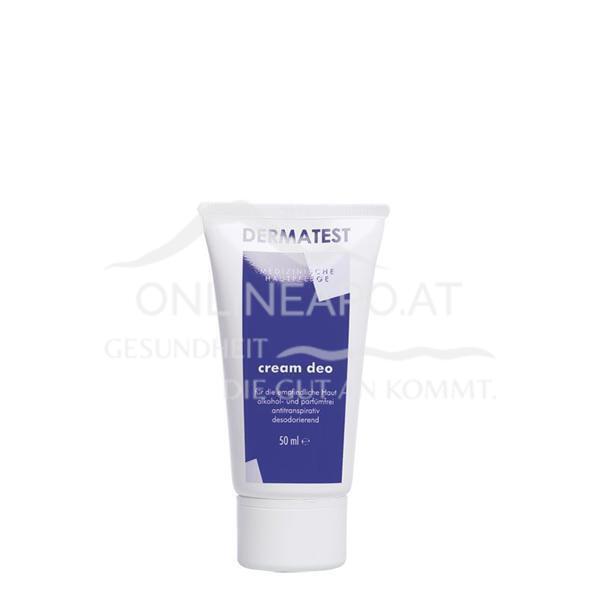Dermatest Cream Deo 50ml