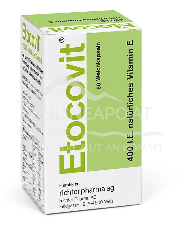 Etocovit Weichkapseln