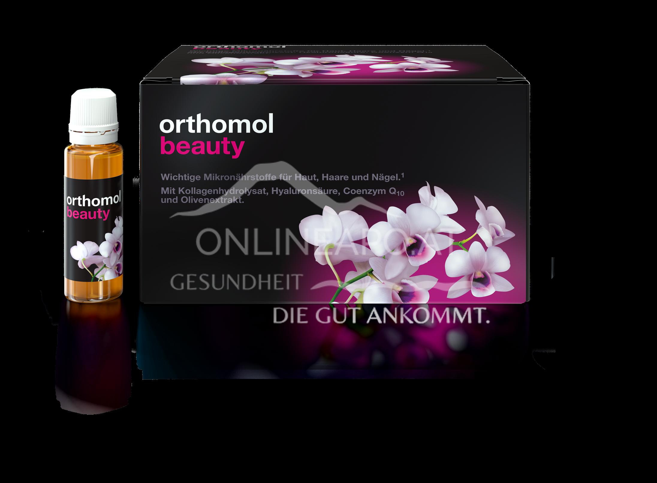 Orthomol Beauty Trinkfläschchen Nachfüllpackung