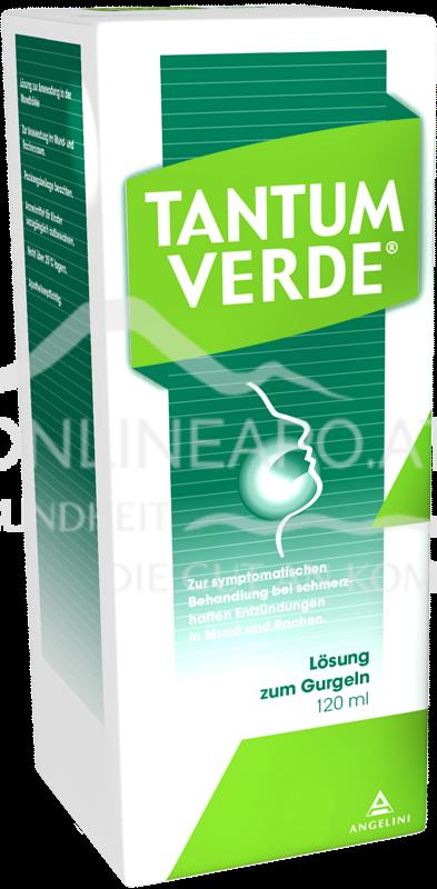 Tantum Verde® Lösung zum Gurgeln