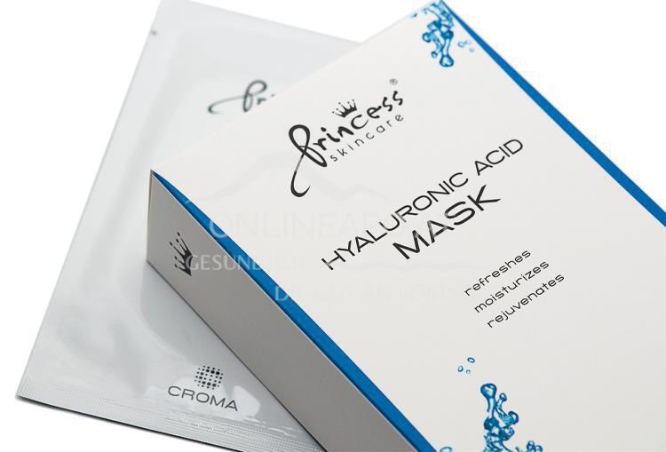 Princess® Skincare Hyaluronsäure-Maske