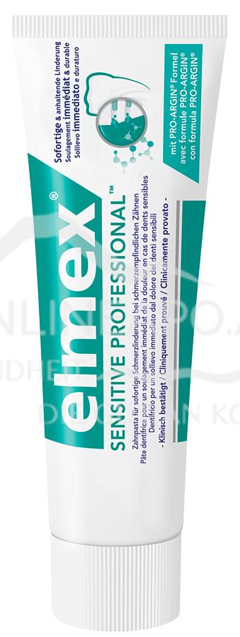 elmex® SENSITIVE PROFESSIONAL Zahnpasta