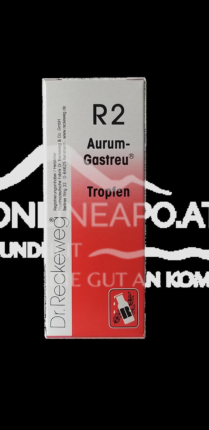 Dr. Reckeweg® Aurum-Gastreu® R2