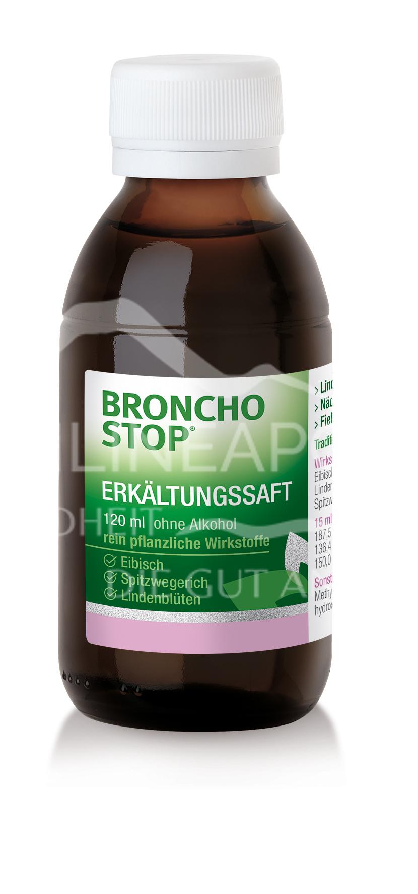 BRONCHOSTOP® Erkältungssaft
