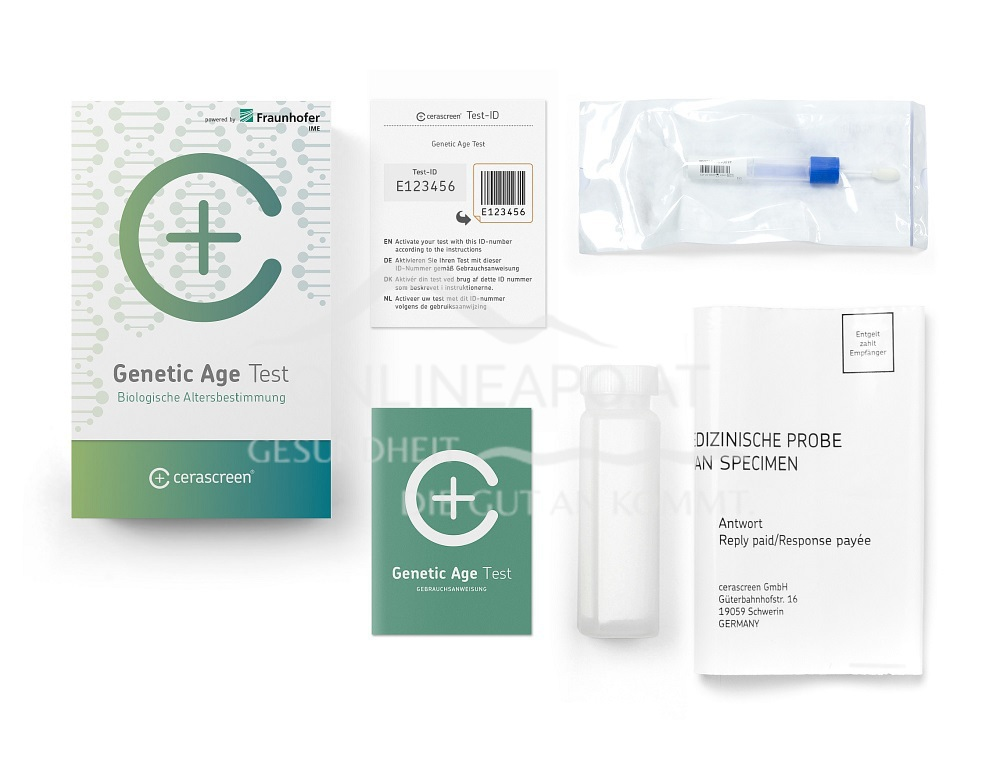 Cerascreen Genetic-Age Test