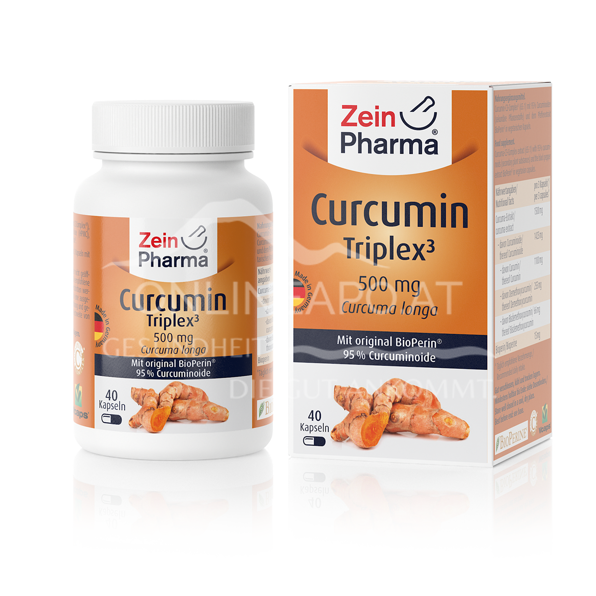Zeinpharma Curcumin 500 mg