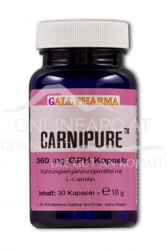 GPH Carnipure 500mg Kapseln