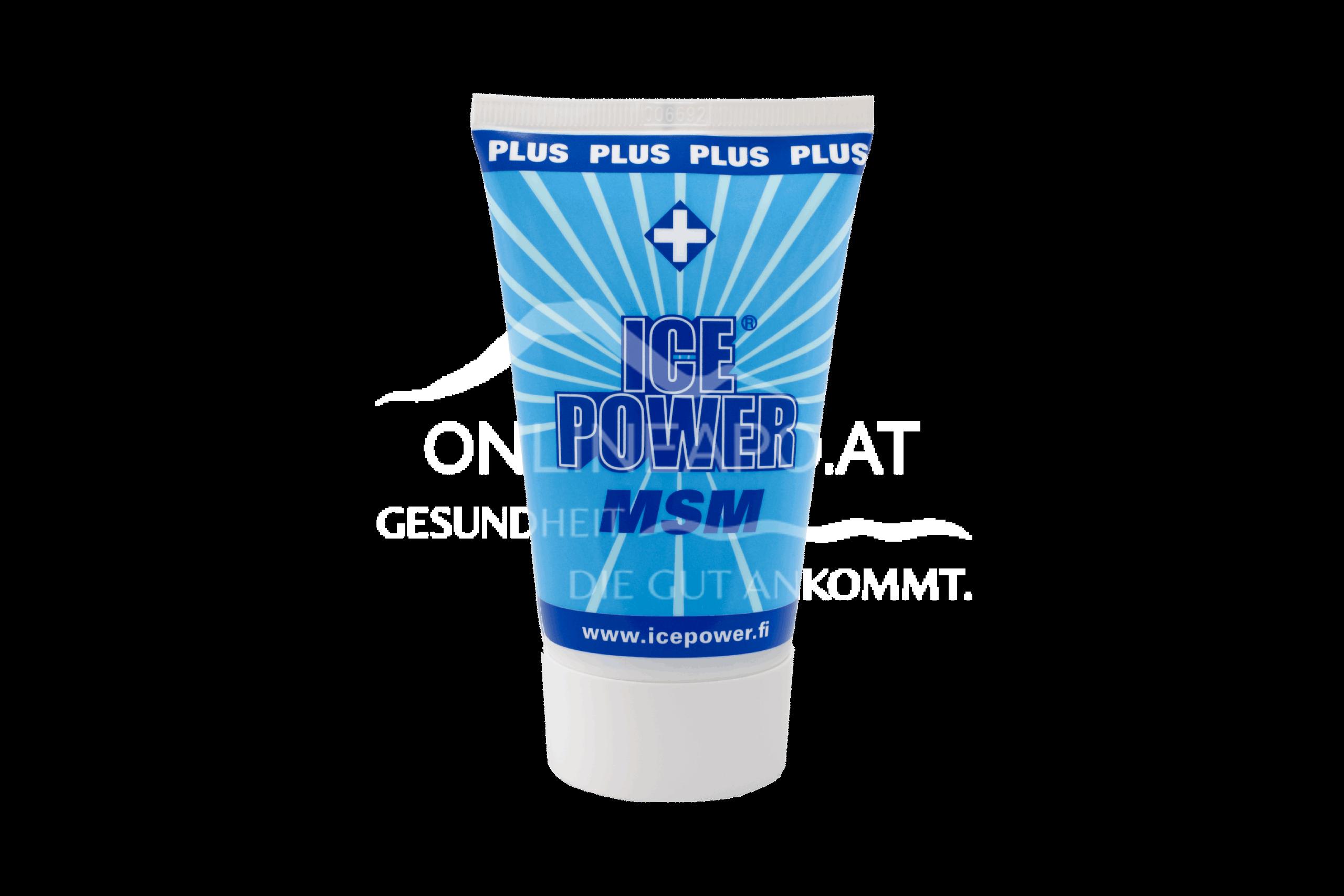 Ice Power® Power Kühlgel Plus