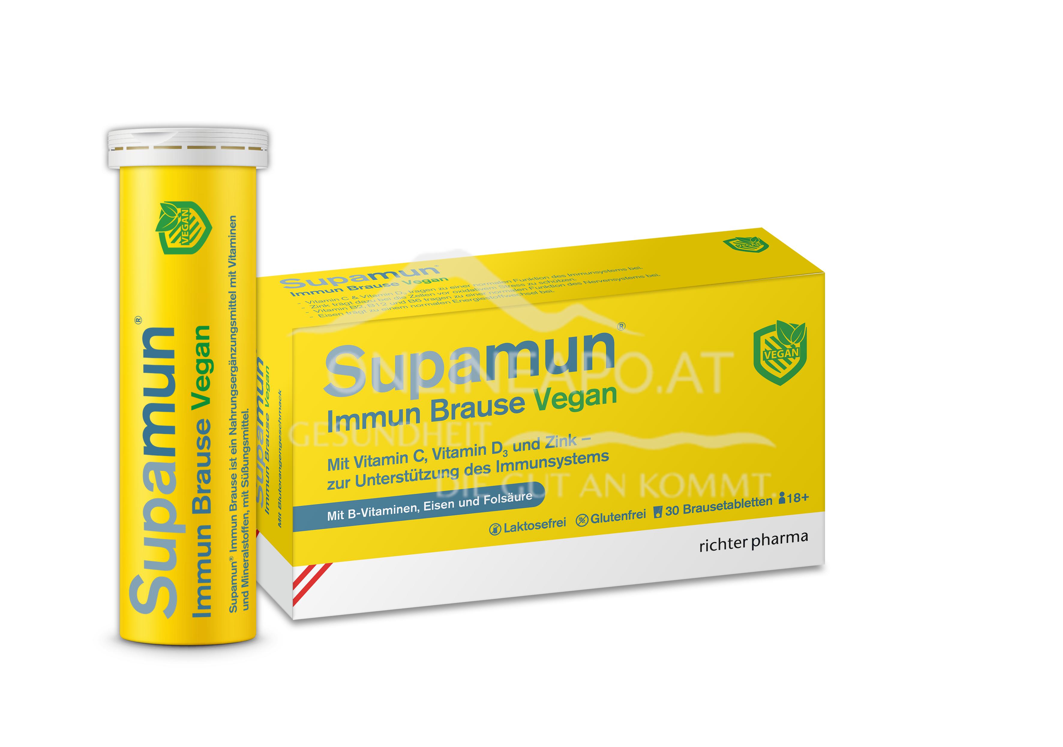 Supamun® Immun Brause Vegan