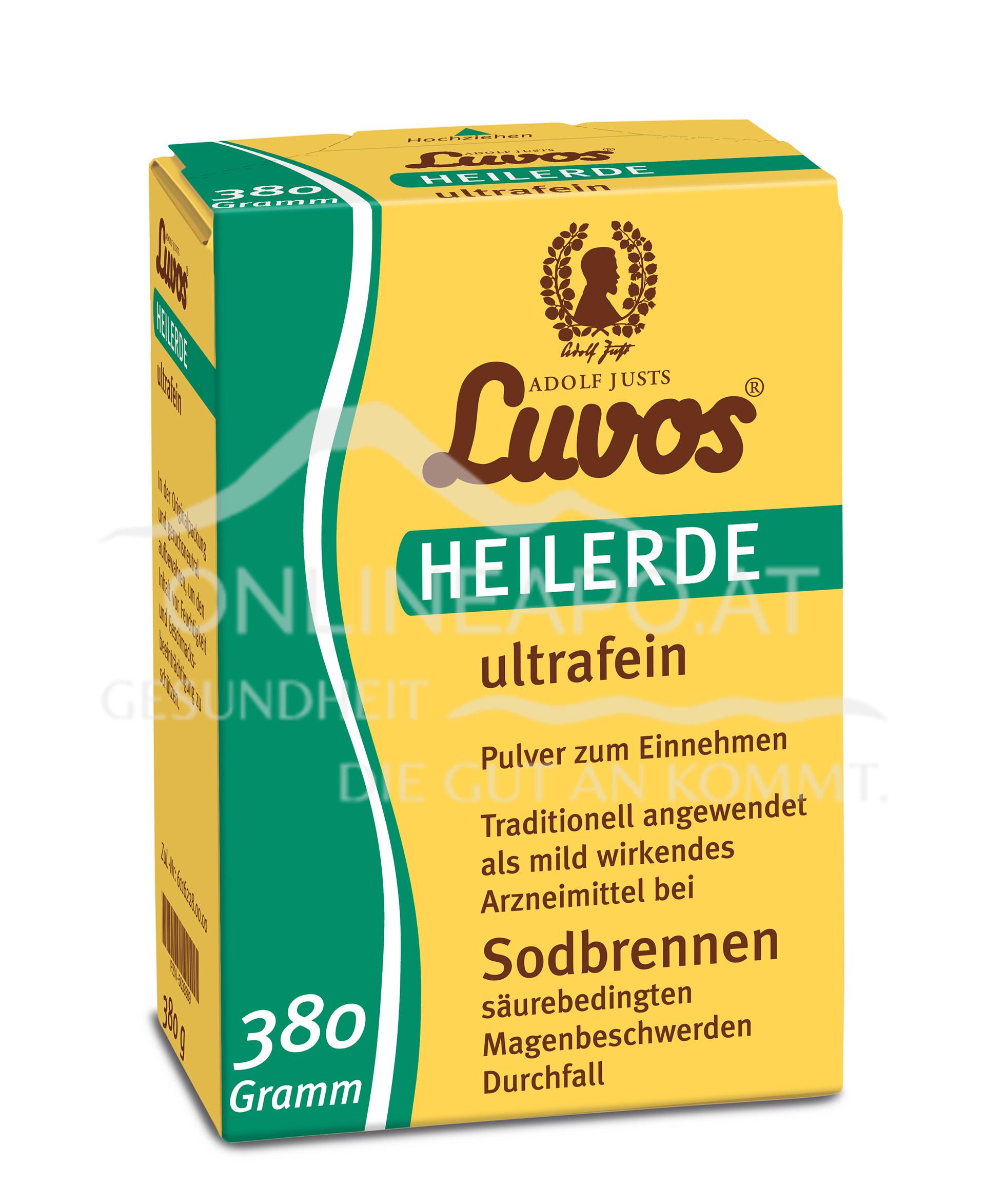 Luvos Heilerde Ultra