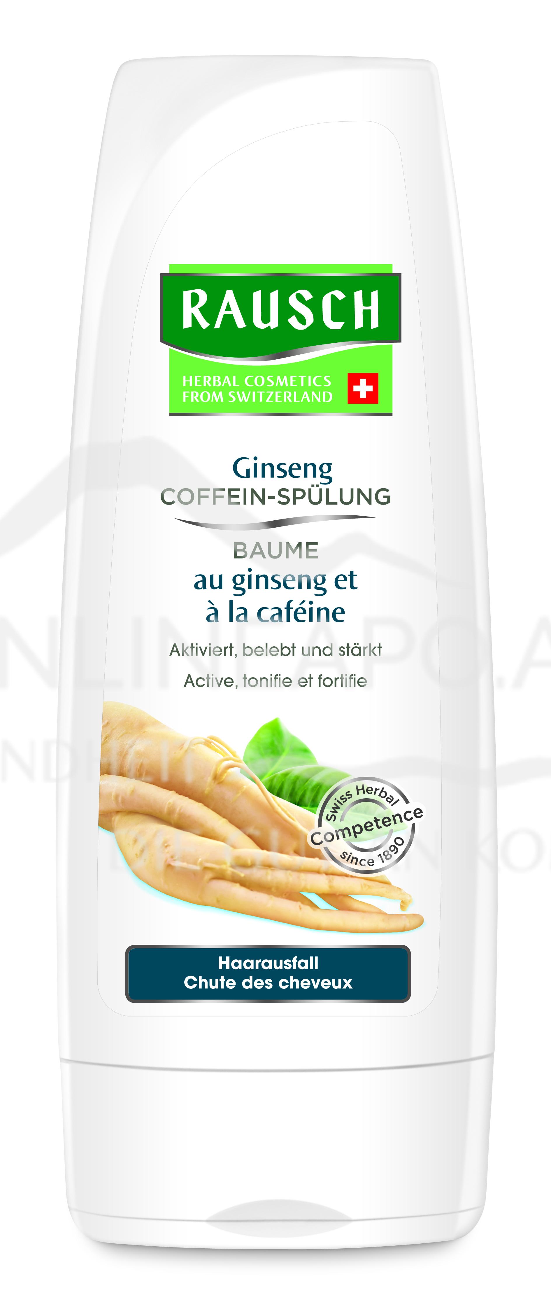 Rausch Ginseng Coffein-Spülung