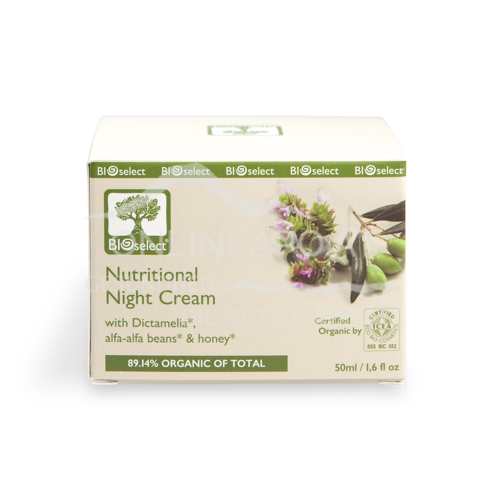 Bioselect Nutritional Night Cream