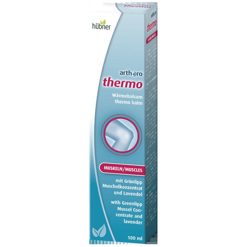hübner arthoro thermo Wärmebalsam