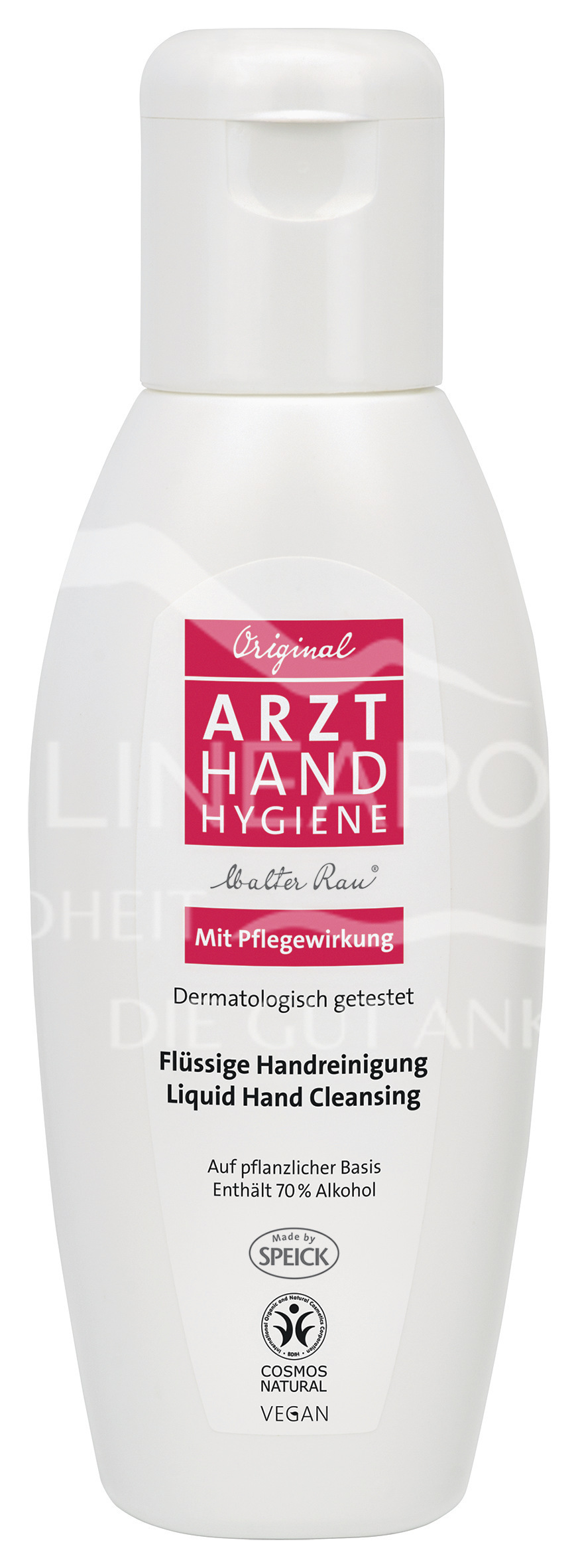 Made by Speick Arzt Handhygiene