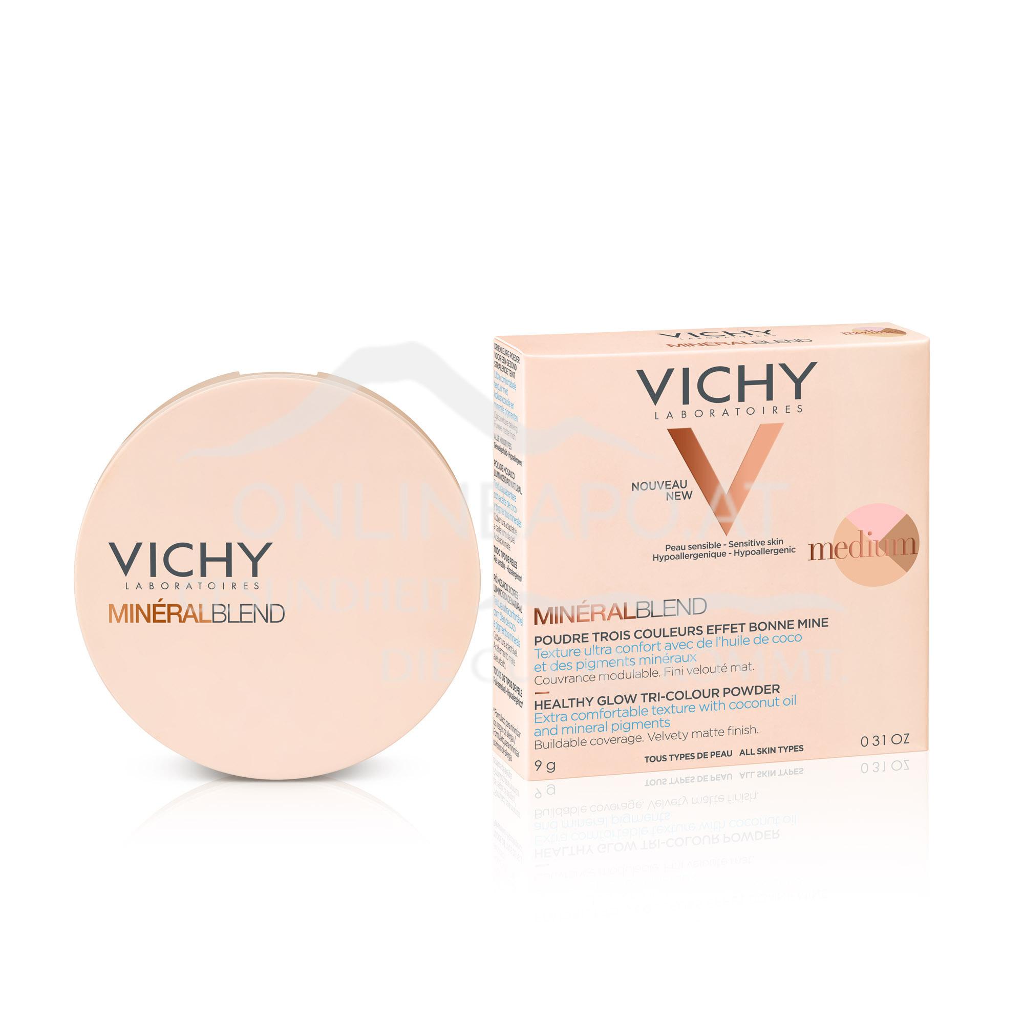 VICHY Mineralblend Puder