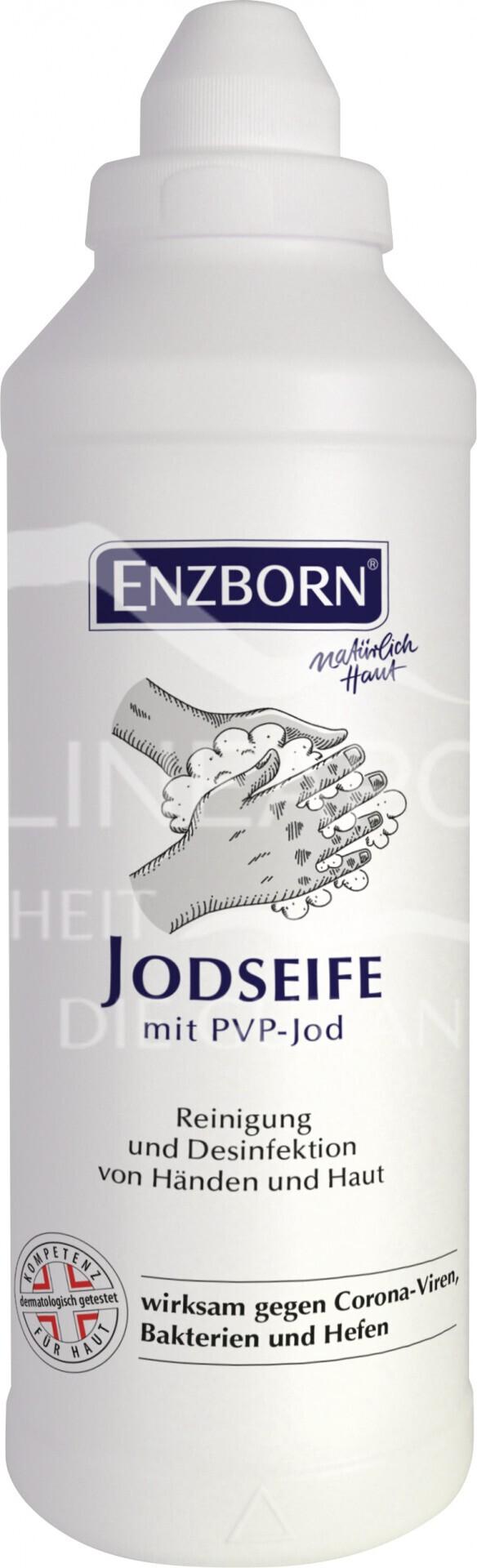 Enzborn Jodseife