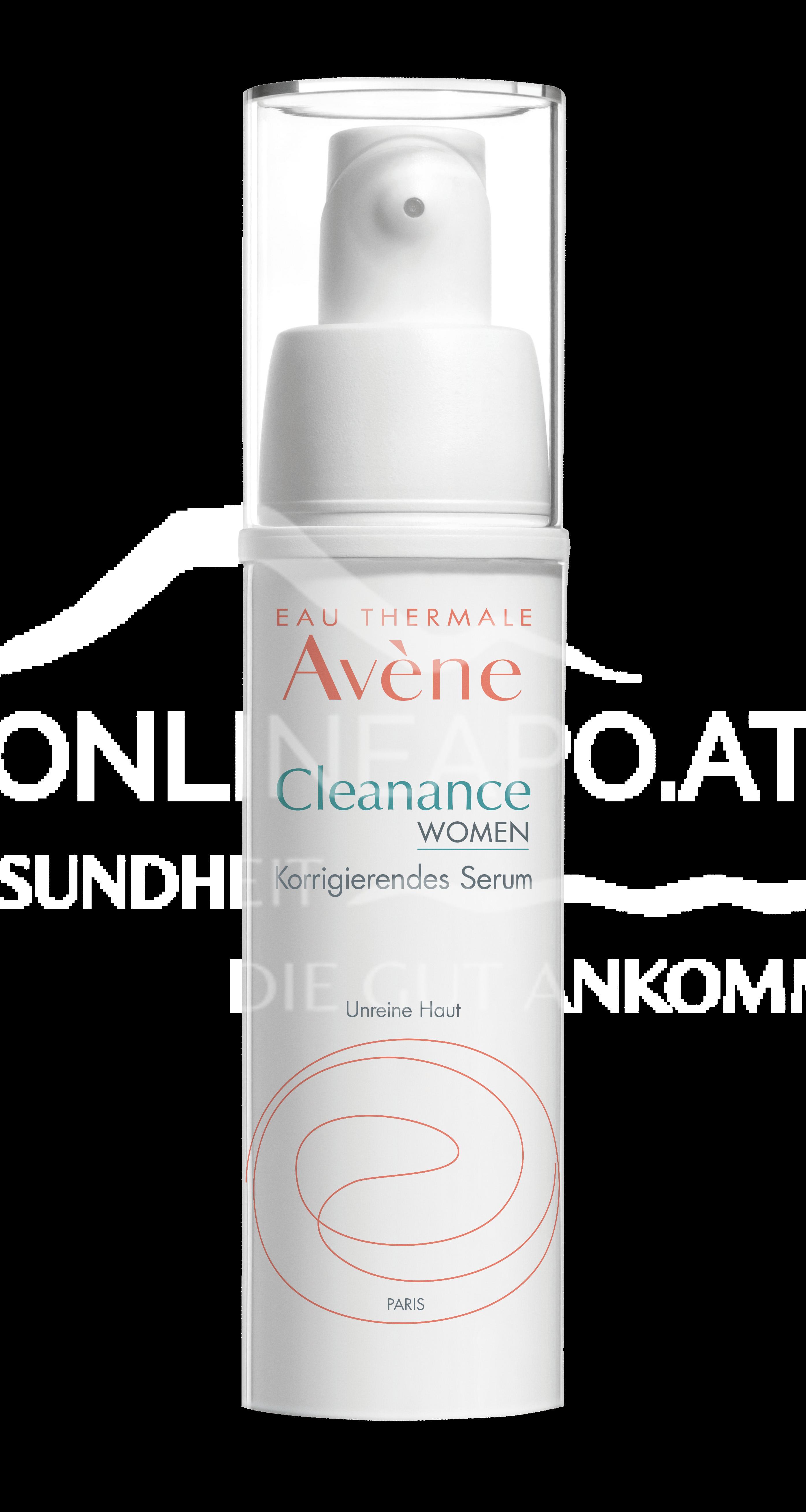Avene Cleanance WOMEN Korrigierendes Serum